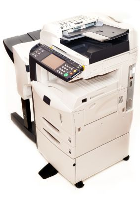 printing equipment leasing